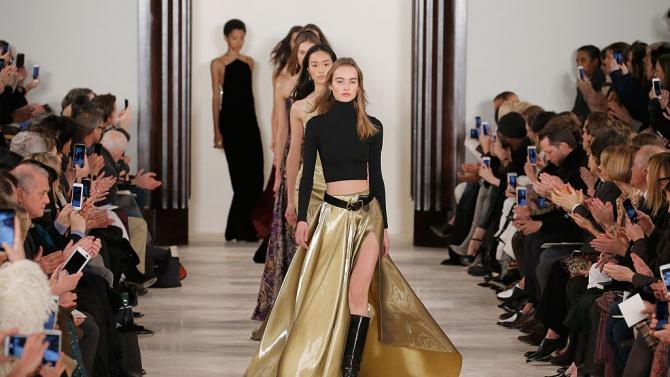 Започва седмицата на модата в Ню Йорк