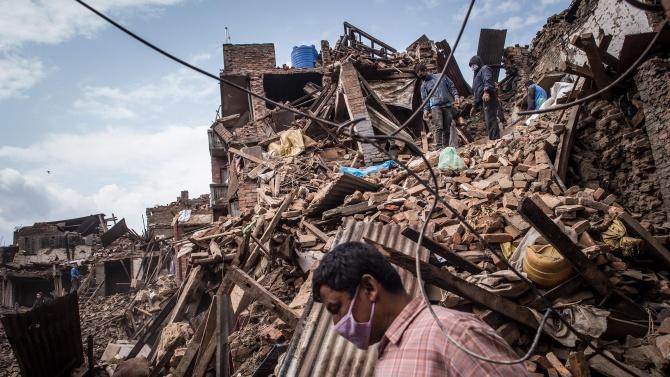 Най-малко 11 загинали при свлачище в Непал