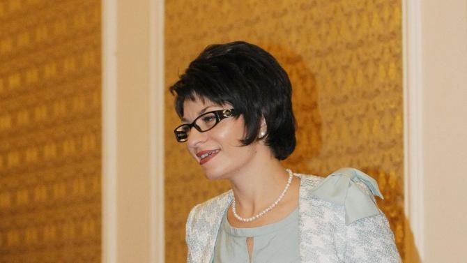 Десислава Атанасова със специален поздрав за Кръстовден
