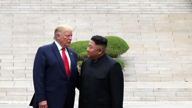 Тръмп разкри, че се разбира по-добре с твърди и лоши лидери