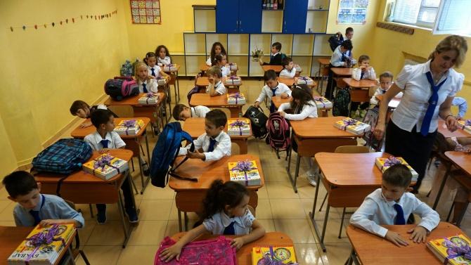 Училищата в Русенско са подготвени да посрещнат учениците си при