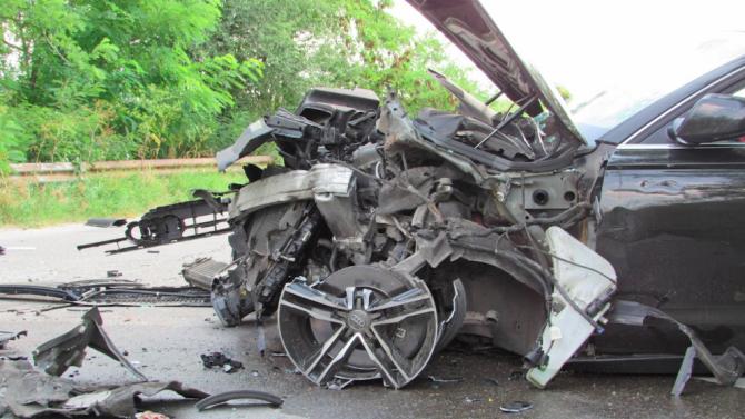 Един загинал и 17 ранени при катастрофи за денонощието