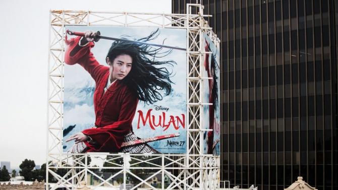 """""""Мулан"""" очаквано спечели най-голям зрителски интерес у нас"""
