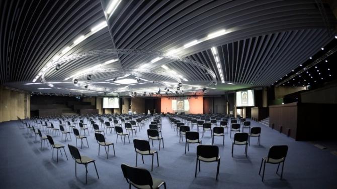 НДК адаптира всички свои зали и пространства според противоепидемичните изисквания