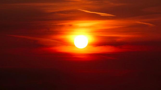 НАСА: Слънцето навлезе в нов цикъл