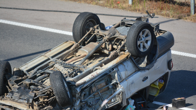 По-малко тежки пътни произшествия отчитат в Ловешка област в сравнение с миналата годината