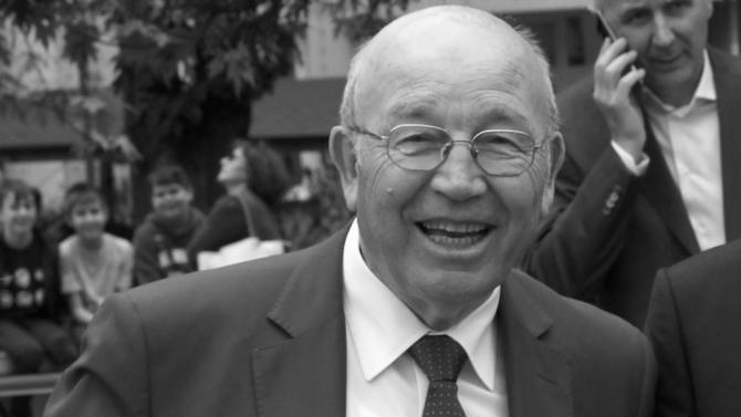 """Починал е президентът на """"Главболгарстрой Холдинг"""" АД и почетен председател"""