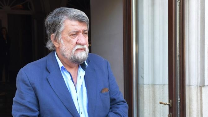 Вежди Рашидов изказва съболезнования за кончината на Симеон Пешов