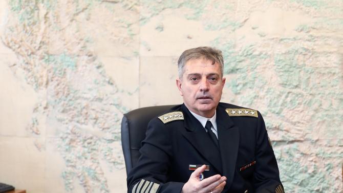 Адмирал Емил Ефтимов ще участва в есенната конференция на Военния комитет на НАТО
