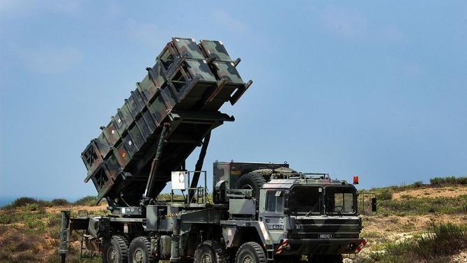"""Румъния получи ракети """"Пейтриът"""""""