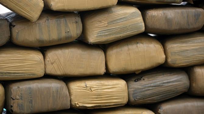 Разбиха албанска мрежа за трафик на кокаин