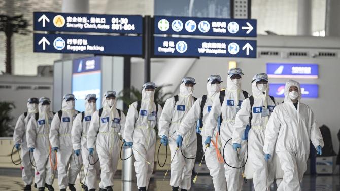 Хиляди хора в китайската провинция Гансу са с тежка инфекция