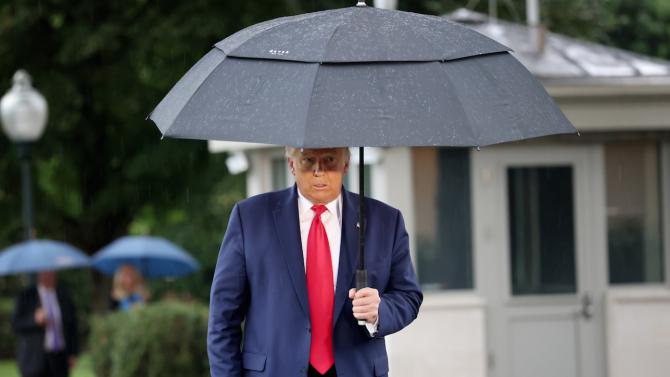 Доналд Тръмп ще произнесе речта си пред ООН следващата седмица от Белия дом