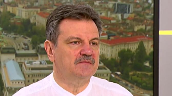 Д-р Симидчиев: Училищата няма да се превърнат в инкубатор, но в разпространител на заразата