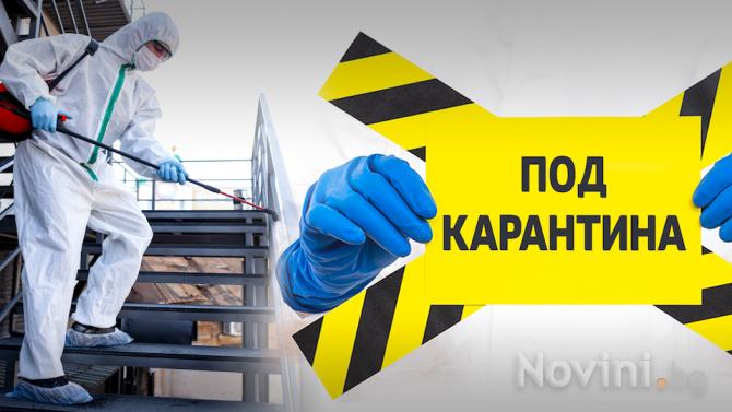 УНГ отделението на МБАЛ- Пазарджик е под карантина
