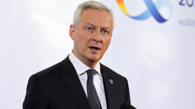 Френският финансов министър Брюно Льо Мер е с положителна проба за COVID-19