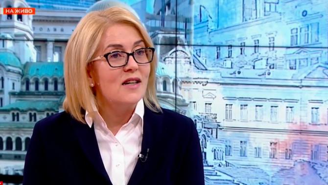 """Даниела Машева: Прокуратурата ще отговори на въпросите на комисията """"LIBE"""" между 25 и 28 септември"""
