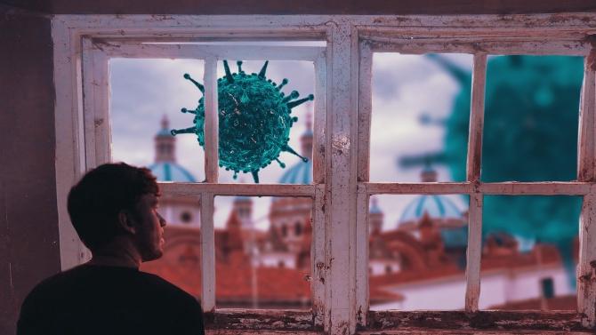 Броят на случаите на коронавирусна инфекция, отчетени за последните 24