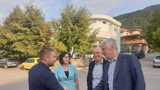Кандидат за кмет от ГЕРБ: С идеите и опита си  мога да бъда полезен за развитието на с. Овчарци