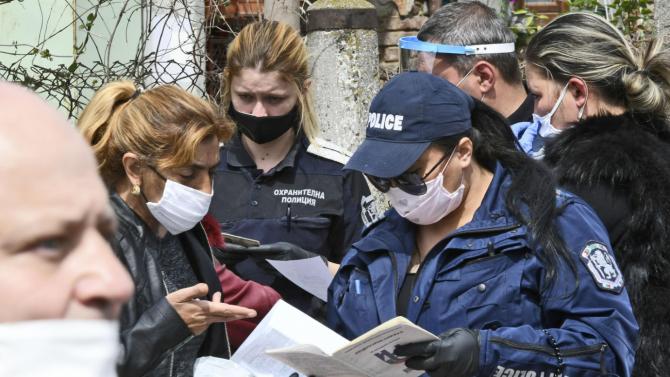 Над 120 души е проверила полицията във Варненско дали спазват задължителната си карантина