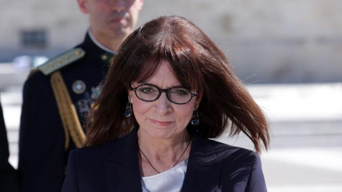 И президентът на Гърция в траур заради смъртта на Рут Гинсбърг