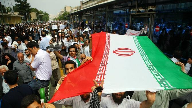 Иран: Светът трябва да се противопостави на САЩ