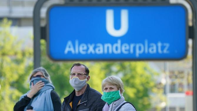 Нови над 1300 заразени с коронавируса в Германия