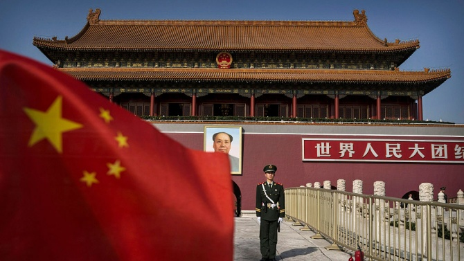 Последните два дни, по време на които китайски самолети приближиха