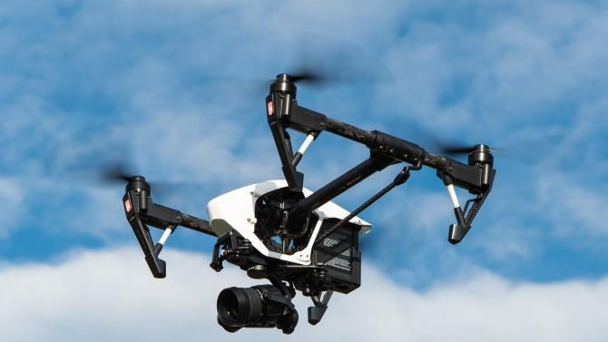 Частни дронове ще се ползват при търсене и спасяване при авиационни произшествия