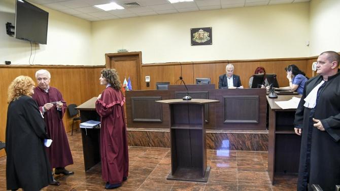 """Доживотен затвор без право на замяна за атентаторите от """"Сарафово"""""""
