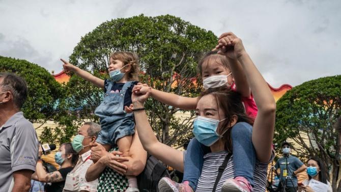 Китай ще преброява населението си