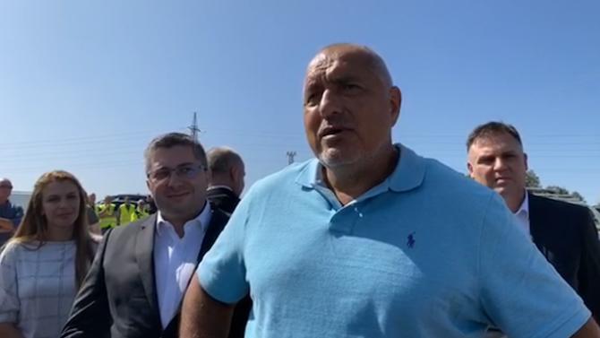 """Борисов покани екип на """"Дискавъри"""" да види мащабното строителство у нас"""