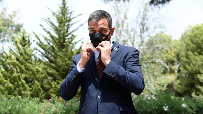Педро Санчес използва девиза на България, за да окуражи испанците