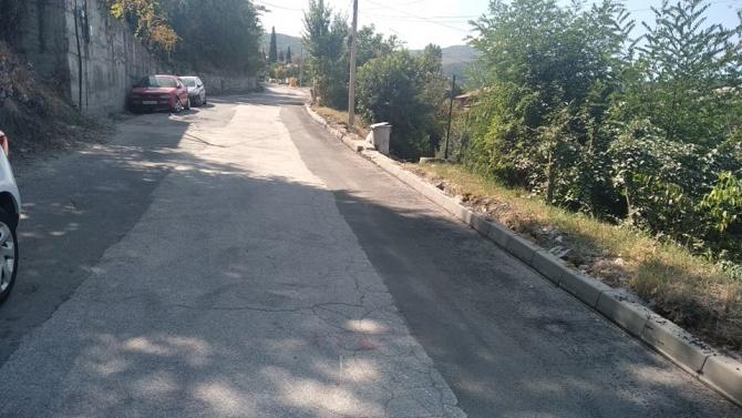 """Приключи ремонтът на улица """"Свети Кирик"""" в асеновградския квартал """"Горни"""