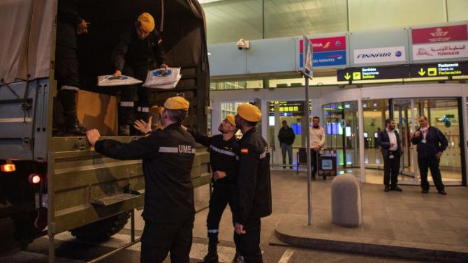 Местните власти в Мадрид искат помощ от армията за борба с COVID-19