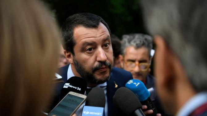 Матео Салвини не успява да постигне пробив в ключовата италианска област Тоскана