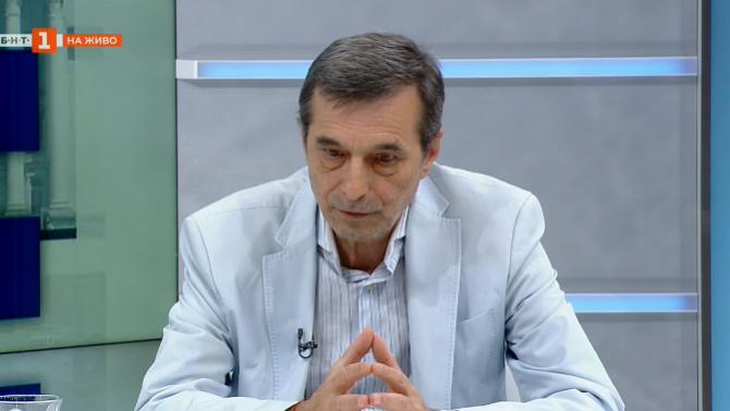 Димитър Манолов: Пенсията не е подаяние
