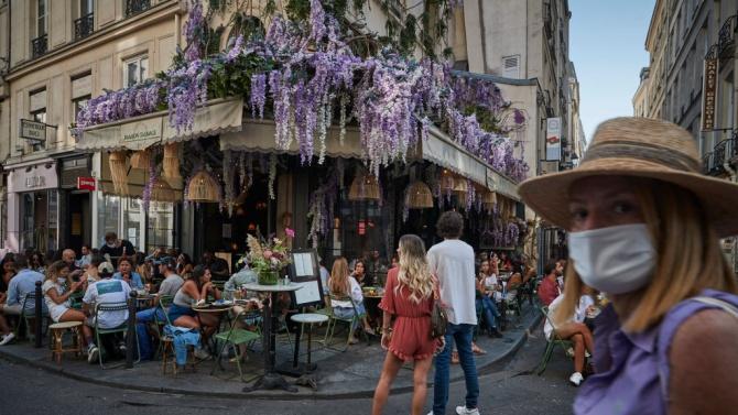 Френският град Лион затегна коронавирусните ограничителни мерки