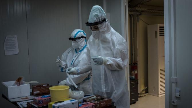 Новите случаи на коронавирус в Гърция през изминалото денонощие са
