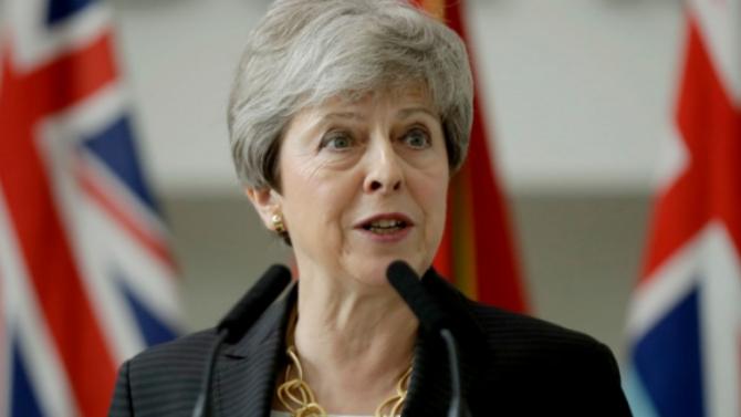 Тереза Мей с обвинения към правителството на Борис Джонсън