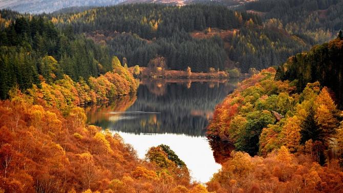 Настъпи есента