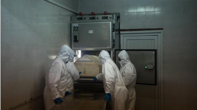 Броят на починалите от коронавируса в САЩ надхвърли 200 хиляди