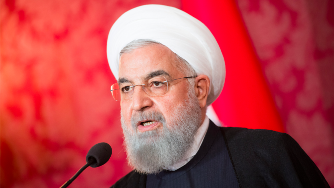 Рохани: САЩ не могат да наложат нито преговори, нито война на Иран