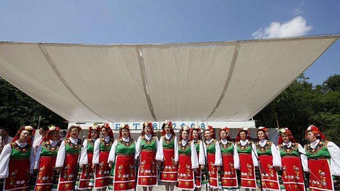"""Петото издание на националния фолклорен събор """"Ритъмът на България"""" ще"""