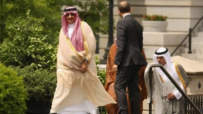 Саудитска Арабия - най-влиятелната арабска държава, в която се намират