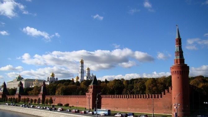 Кремъл заяви днес, че руският опозиционер Алексей Навални, изписан от