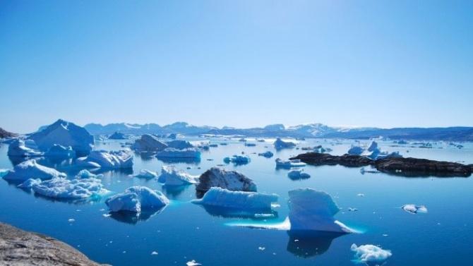 Близо 70 градуса под нулата е рекордът за най-студено време