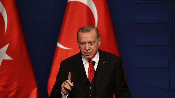 Ердоган: Гърция да не проваля отново възможността за диалог