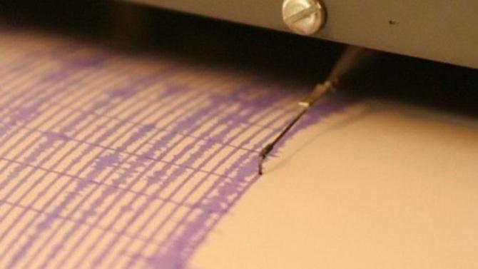 Земетресение със сила 4.6 разлюля Албания. Трусът е с епицентър