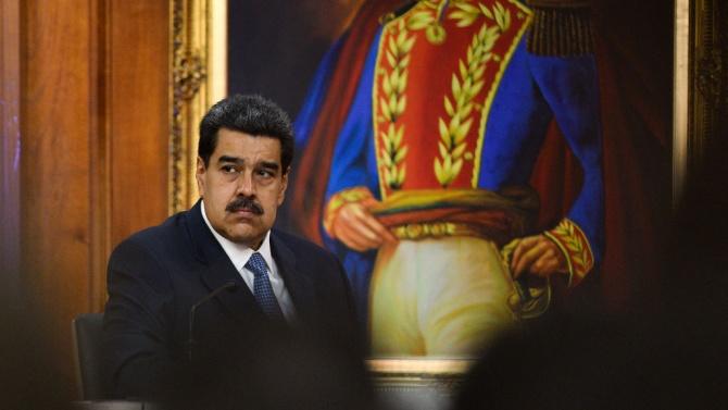 Президентът на Венецуела:  САЩ са заплаха за световния мир